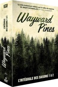 coffret Wayward Pines, saisons 1 et 2