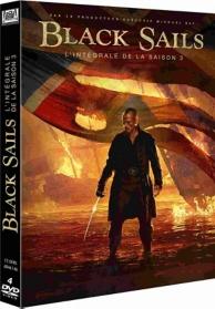 coffret black sails, saison 3