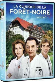 coffret la clinique de la Forêt-Noire, saison 1