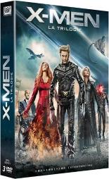 coffret trilogie X-men : X-Men 1 et 2 ; l'affrontement final -