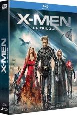 coffret trilogie X-men 3 : X-Men 1 et 2 ; l'affrontement final -