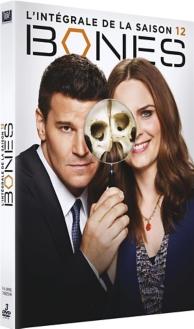 coffret Bones, saison 12