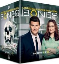 coffret intégrale Bones