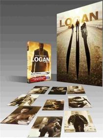 Logan + 9 cartes collector : édition spéciale E.Leclerc - JamesMangold