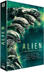 coffret alien 6 films -