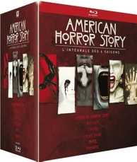 coffret american horror story, saison 1 à 6