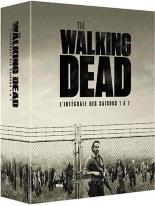 coffret the walking dead, saisons 1 à 7 -