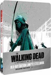 coffret the walking dead, saison 3