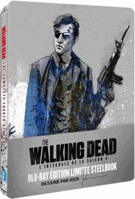 coffret the walking dead, saison 4