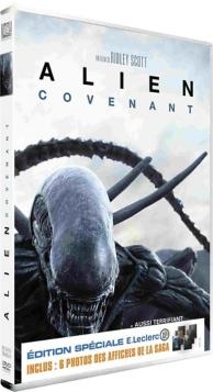alien : Covenant + 6 cartes postales : édition spéciale E.Leclerc