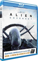 alien : Covenant + 6 cartes postales : édition spéciale E.Leclerc -