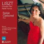 Liszt : concerts live' Radio France / Sylvie Carbonel - SylvieCarbonel