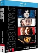 coffret Kieslowski 3 films : bleu ; blanc ; rouge ; la double vie de Véronique -