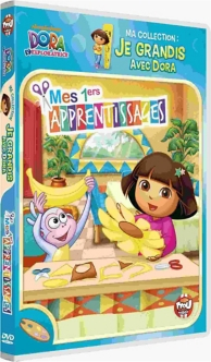je grandis avec Dora, vol. 4 : mes premiers apprentissages