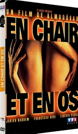 en chair et en os -