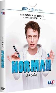 Norman sur scène