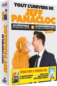 coffret tout l'univers de Jeff Panacloc : Jeff Panacloc perd le contrôle ; L'extraordinaire aventure