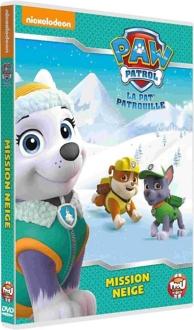 la Pat'patrouille, vol. 13 : mission neige
