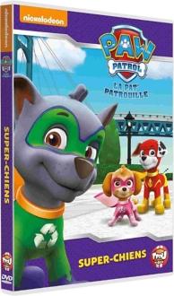 la Pat'patrouille, vol. 14 : super-chiens