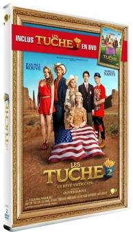 Les Tuche 2 (inclus Les Tuche 1) - 2 DVD - édition limitée