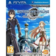 sword art online : hollow realization (PS VITA)