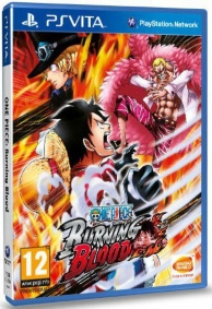 one piece - burning blood (PS VITA)