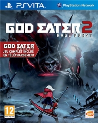 god eater 2 - rage burst (+ god eater resurection offert) (PS VITA)