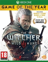 the witcher 3 : wild hunt - Edition GOTY (XBOXONE)