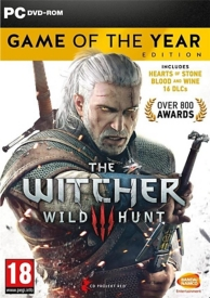 the witcher 3 - Edition GOTY (PC)
