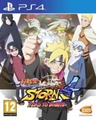 Naruto Shippuden : ultimate ninja storm 4 - road to Boruto (PS4)