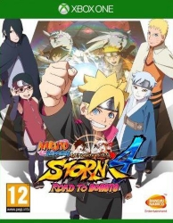 Naruto Shippuden : ultimate ninja storm 4 - road to Boruto (XBOXONE)