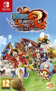 One Piece: unlimited world red - Deluxe Edition (SWITCH)