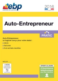 EBP auto-entrepreneur pratic 2016 (PC) (1 license )