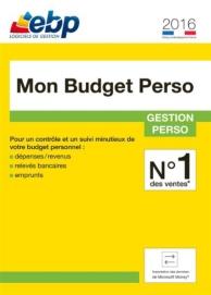 EBP mon budget perso 2016 (PC) (1 license )