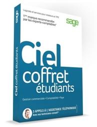 Ciel coffret étudiants 2016 (PC) (1 license )