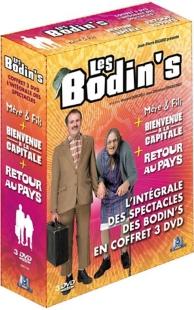 coffret les Bodin's