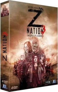 coffret Z nation, saison 3