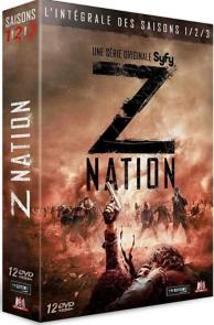 coffret Z nation, saisons 1 à 3