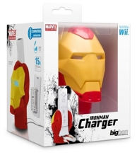 station de charge Ironman pour Wii (WII)