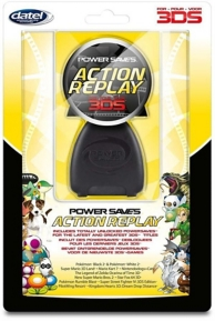 action replay pour 3DS (3DS)