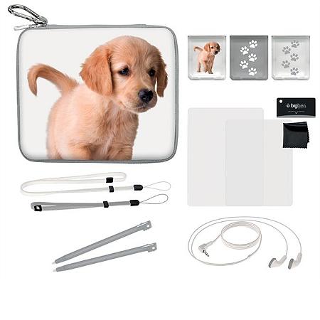 pack d 39 accessoires 39 animal 39 pour nintendo 2ds 3ds packs accessoires espace culturel e. Black Bedroom Furniture Sets. Home Design Ideas