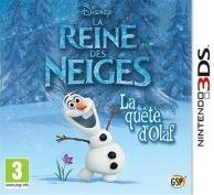 la reine des neiges: la quête d'Olaf (3DS)