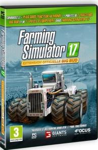 farming simulator 17 - extension officielle Big Bud (PC)