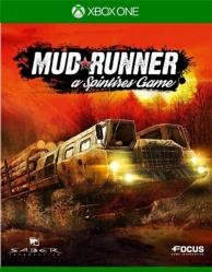 spintires : mudrunner (XBOXONE)