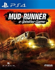 spintires : mudrunner (PS4)