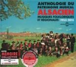 anthologie du patrimoine musical alsacien, 1953-2015 - Compilation, Aloyse, Breidelers, PatrickBreitel, HuguetteDreikaus