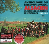 anthologie du patrimoine musical alsacien - 1953-2015