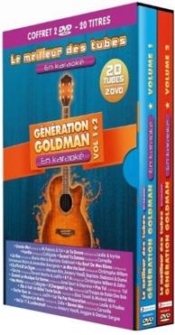 génération Goldman, vol. 1 et 2 karaoké