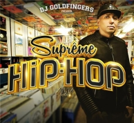 supreme hip-hop by DJ Goldfingers