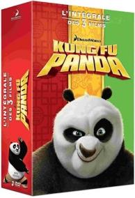 coffret trilogie kung fu panda